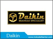 Merk Daikin - Toko Alat Kantor - Distributor Furniture dan Alat Kantor