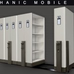 Mobile File System Mekanik Alba MF-AUM 1-02 (30 CPTS)