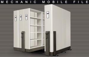 """""""Mobile File System Mekanik Alba MF-AUM 2-01"""""""