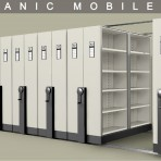 Mobile File System Mekanik Alba MF-AUM 2-06 (140 CPTS)