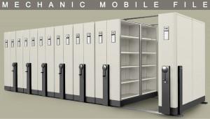 """""""Mobile File System Mekanik Alba MF-AUM 2-06"""""""