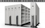 Mobile File System Mekanik Alba MF-AUM 3-02 (90 CPTS)