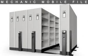 """""""Mobile File System Mekanik Alba MF-AUM 3-02"""""""