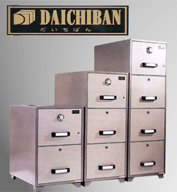 """FireProof Cabinet Daichiban"""