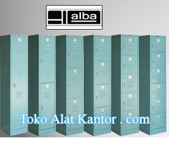 Locker Alba 