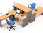 Meja Kantor High Point One 4