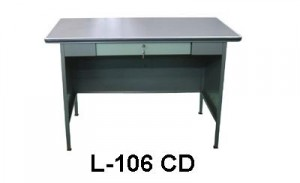 """""""Meja Kantor Besi Lion L-106 CD"""""""