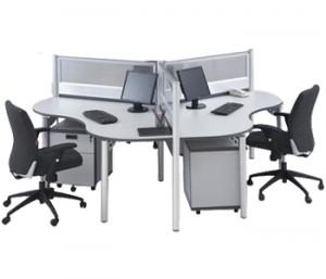 """Partisi Kantor Modera Workstation 1"""