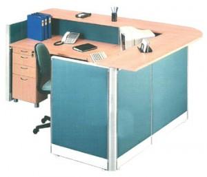 """Partisi Kantor Uno Receptionist Configuration"""
