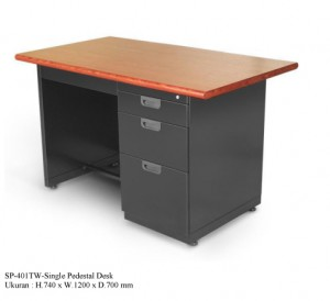"""""""Meja Kantor Alba SP 401 TW"""""""