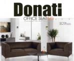 Sofa Kantor Donati Sota Series