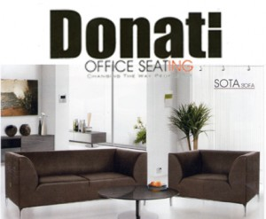 """Sofa Kantor Donati Sota Series"""