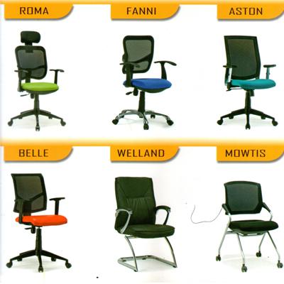 Kursi Sekretaris Fantoni