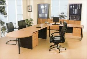 Meja Kantor Direktur Modera C Class