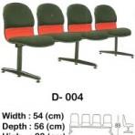 Kursi Public Seating Indachi D – 004