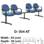 Kursi Public Seating Indachi D-004 AT