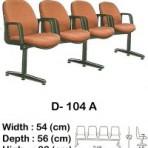 Kursi Public Seating Indachi D – 104 A