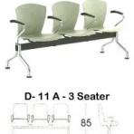 Kursi Public Seating Indachi D – 11 A 3 Seater