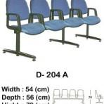 Kursi Public Seating Indachi D – 204 A
