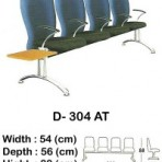 Kursi Public Seating Indachi D – 304 AT
