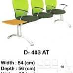 Kursi Public Seating Indachi D – 403 AT