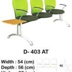 Kursi Public Seating Indachi D – 403 AT