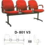 Kursi Public Seating Indachi D – 801 V3