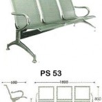 Kursi Public Seating Indachi PS 53