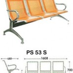Kursi Public Seating Indachi PS 53 S-1
