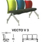 Kursi Public Seating Indachi VECTO V 3