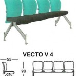 Kursi Public Seating Indachi VECTO V 4