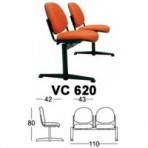 Kursi Tunggu Chairman VC 620