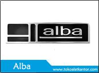 Merk Alba - Toko Alat Kantor - Distributor Furniture dan Alat Kantor