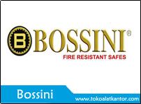 Merk Bossini - Toko Alat Kantor - Distributor Furniture dan Alat Kantor