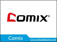 Merk Comix - Toko Alat Kantor - Distributor Furniture dan Alat Kantor