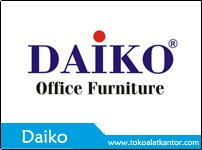 Merk Daiko - Toko Alat Kantor - Distributor Furniture dan Alat Kantor