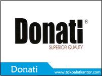 Merk Donati - Toko Alat Kantor - Distributor Furniture dan Alat Kantor