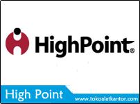 Merk High Point - Toko Alat Kantor - Distributor Furniture dan Alat Kantor