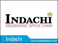 Merk Indachi - Toko Alat Kantor - Distributor Furniture dan Alat Kantor