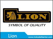 Merk Lion - Toko Alat Kantor - Distributor Furniture dan Alat Kantor