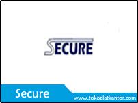 Merk Secure- Toko Alat Kantor - Distributor Furniture dan Alat Kantor