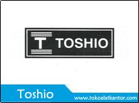 Merk Toshio - Toko Alat Kantor - Distributor Furniture dan Alat Kantor