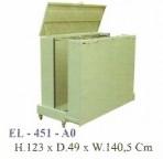 Lemari Gambar Elite Type EL 451 A0