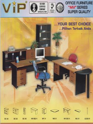Meja Kantor Vip M Series