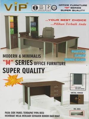 Meja Kantor Vip MV Series