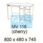 Meja Kantor Vip Mv Series MV 116