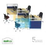 Modera 5 Workstation 4 Workstation Series