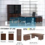 Grand Furniture Workstasion Angelo-Executive Suite