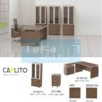 Grand Furniture Workstasion Carlito – Executive Suite