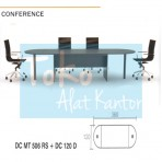 Grand Furniture Workstation Diva – Conference Brown